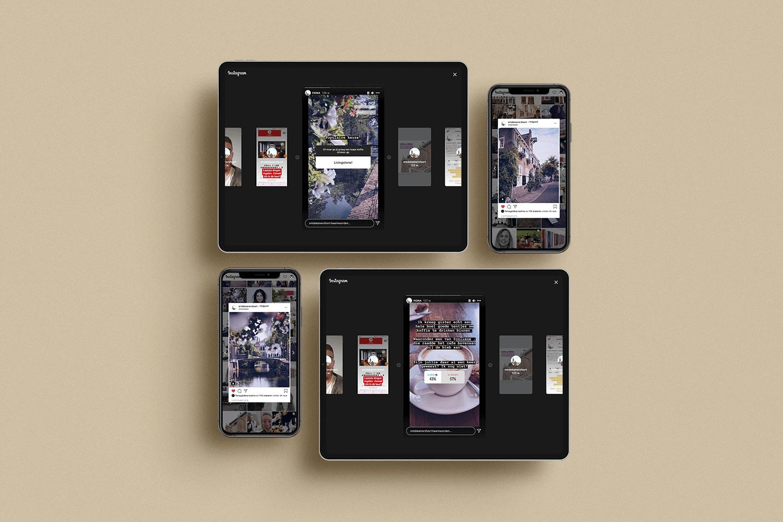 Free work: Instagram takeover | Fiona Gobbo Creative | Instagram takeover for Ontdek Amersfoort