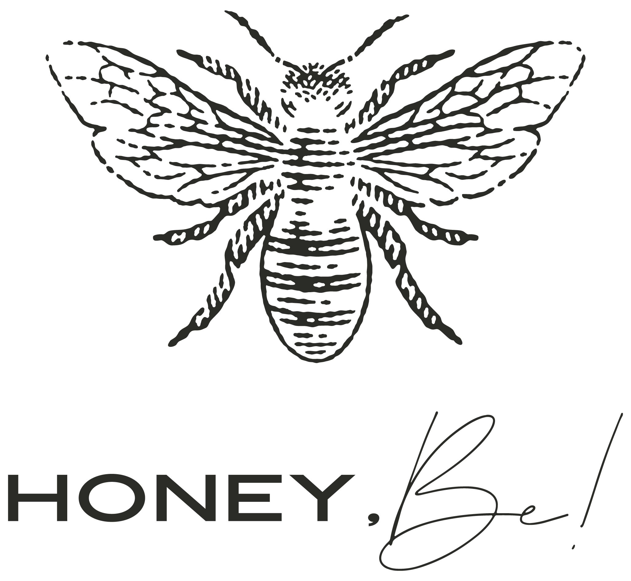 Honey, Be! Event branding | Fiona Gobbo Creative | The selfcare event for women by women in Amersfoort