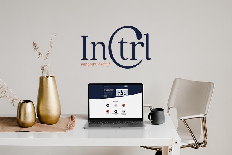 InCTRL Corporate Brand Identity | Fiona Gobbo Creative | InCTRL strategic brand design
