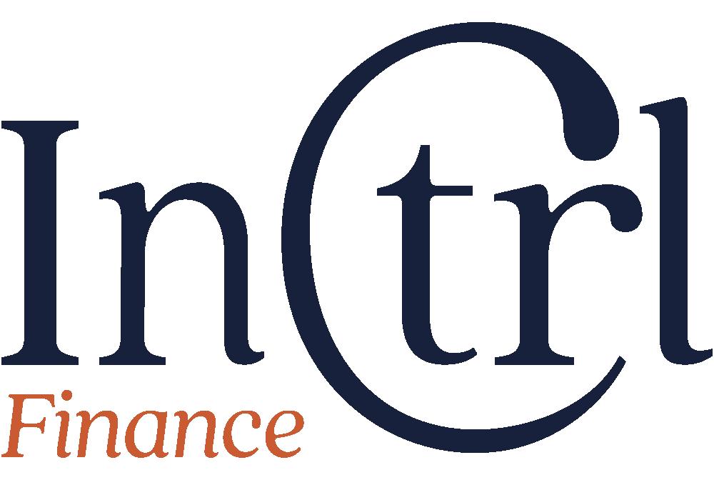 InCTRL BRAND IDENTITY | Fiona Gobbo Creative | InCTRL Finance label logo