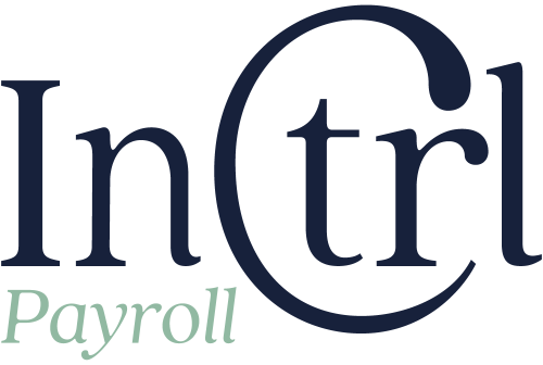 InCTRL BRAND IDENTITY | Fiona Gobbo Creative | InCTRL Payroll label logo